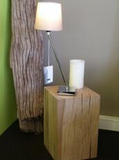 bloc de bois massif 300x300x450 d coration maison rondelles de bois en ligne. Black Bedroom Furniture Sets. Home Design Ideas