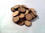rondelles de bois diamètre 3 à 9 cm